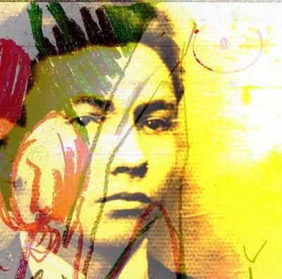 """Imagine din proiectul multimedia """"Una Perla"""" - muzica de Helmut Calabrese, imagini de Iulia Sima si poem de Pino Macaluso"""